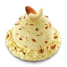 Amul BP Afghan Dry Fruit Ice Cream - 5 Litre