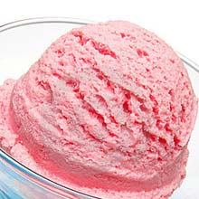 Mother Dairy Strawberry Ice Cream