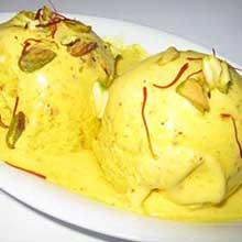 Havmor Kesar Pista ice cream