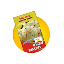 Havmor Pina Chips Ice Cream